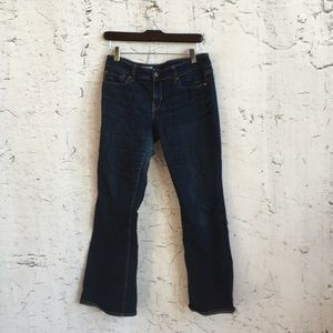 GAP 1969 SEXY BOOT CUT JEANS 29S